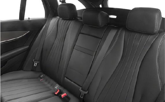 United Limousines AG - E Class Interior