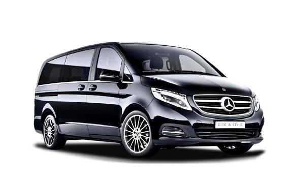 United Limousines AG - V Class Exterior
